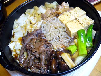 20061225sukiyaki