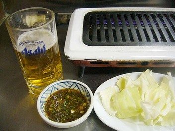 20081118rakurakutei_beer