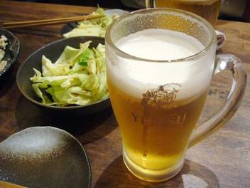 20090313torikoya_beer