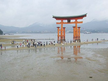 20090813miyajima_torii