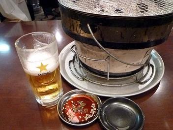 20090916nikuyakiya_beer