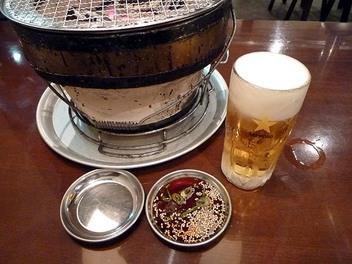 20100120nikuyakiya_beer