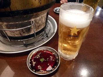 20100610nikuyakiya_beer